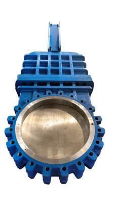 Vanne guillotine haute pression Modèle KG31 - null