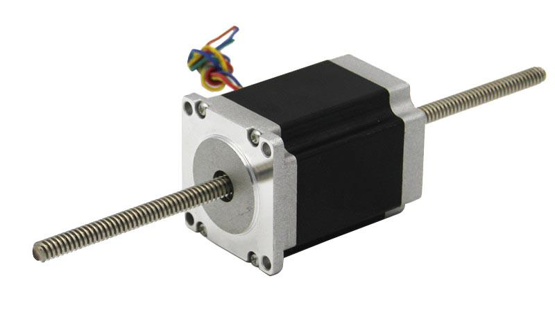 Linear Stepper Motor - Stepper motor range