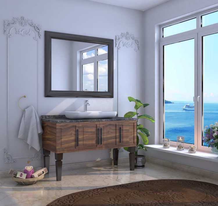 Colden (BA1065-VI 120) - Bathroom vanity