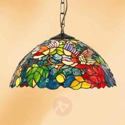 Sienna attractive hanging light, 2-bulb - Pendant Lighting