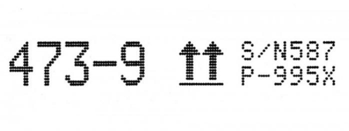 Głowice drukujące, REA JET DOD 2.0 - Drukarka atramentowa o dużych znakach - nowa generacja 2.0