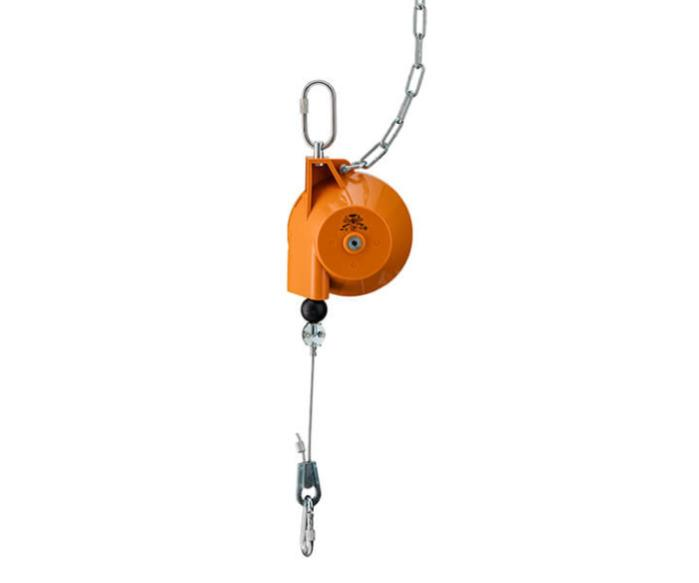 Tool balancer Type 7228 - Load range: 0,4 - 6,5 kg   Cable travel: 1,6 m
