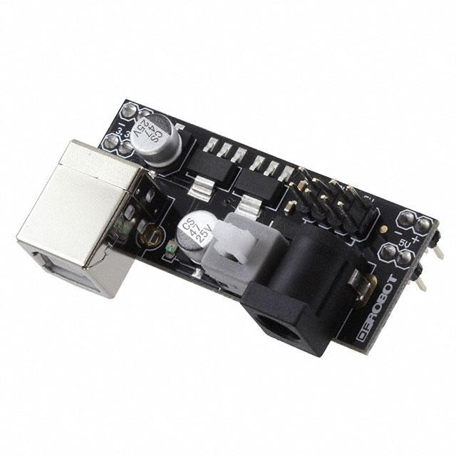 BREADBOARD POWER SUPPLY 5V/3.3V - DFRobot DFR0140