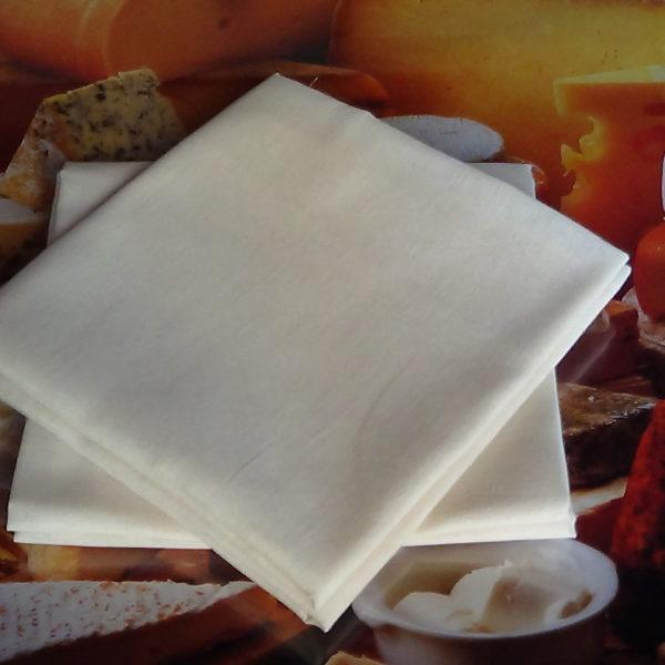 TOILE A FROMAGE FINE EN COTON - null