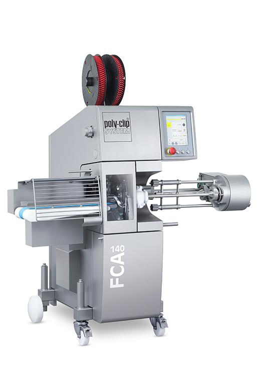 Automatic Double-Clipper (clipping machine)