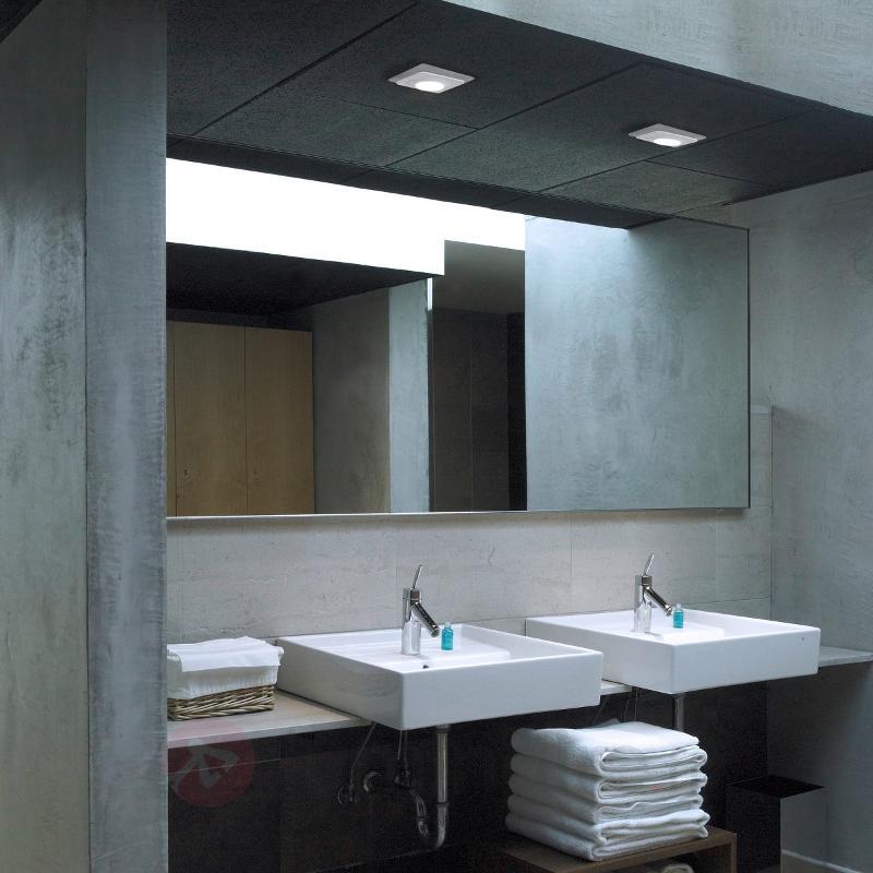 Élégant spot encastré FORMULA - Salle de bains