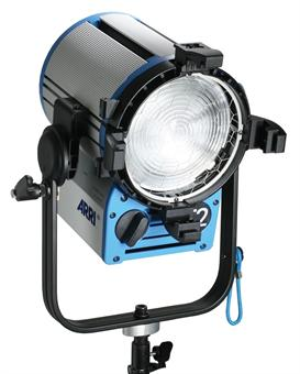 Halogen spotlights - ARRI True Blue T2 P.O. blue/silver bare ends