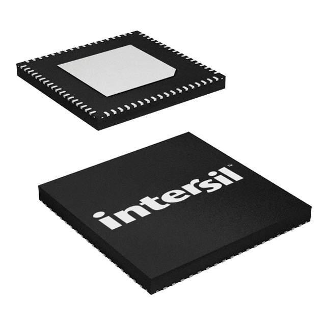 IC COMPARATOR DRVR/WINDOW 72-QFN - Intersil ISL55100AIRZ