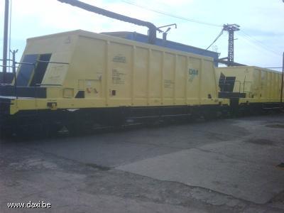 Ballast wagon