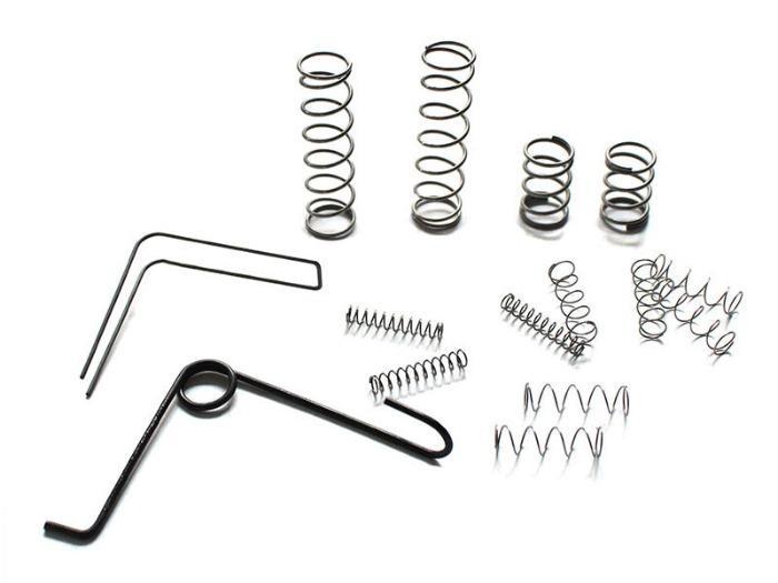 Resortes de diseño personalizado ( Metal Springs) - China Factory Custom Steel Wire Formed Springs,Brake springs,Disc Springs