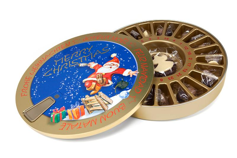 """Advent Calendar """"Merry Christmas"""" - null"""