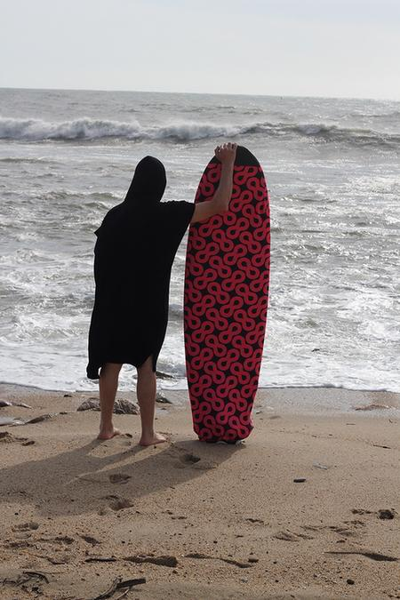 Surfboard sock -
