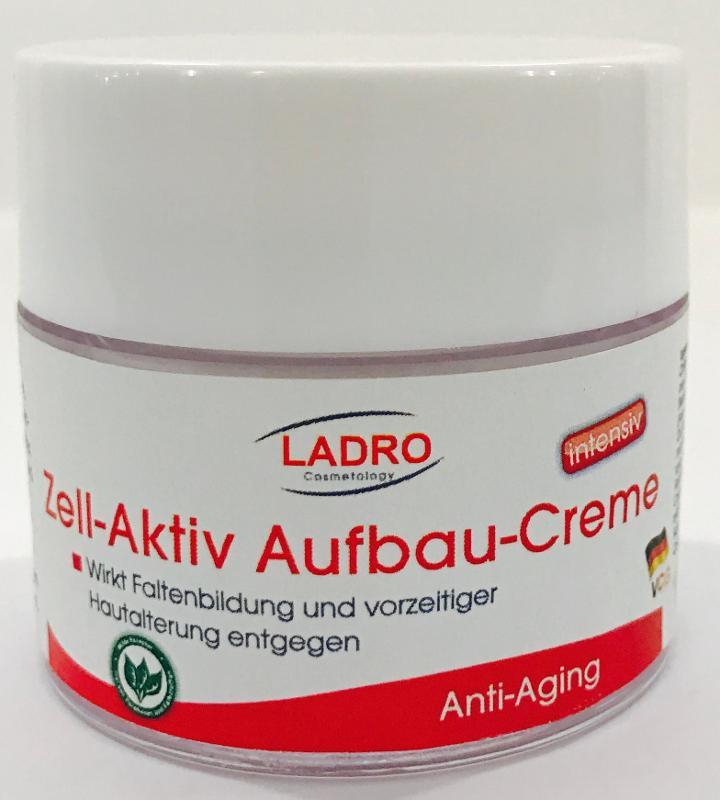 LADRO Zell-Aktiv Aufbau - Creme Anti-Aging 50 ml - Kosmetik