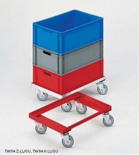 Transport trolleys - Innovative solutions for logistics and transport