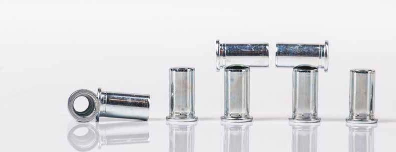 PolyGrip (tuercas remachables) - Las tuercas remachables GESIPA®con mayor rango de remachado