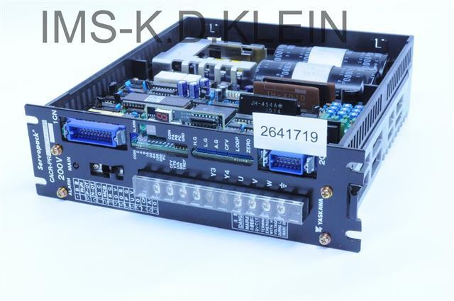 Servo Pack CACR-PR 03AE 3FR-Y68D - S-2641719