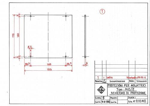 Smerigliatrici/Molatrici 7MO2SM - null