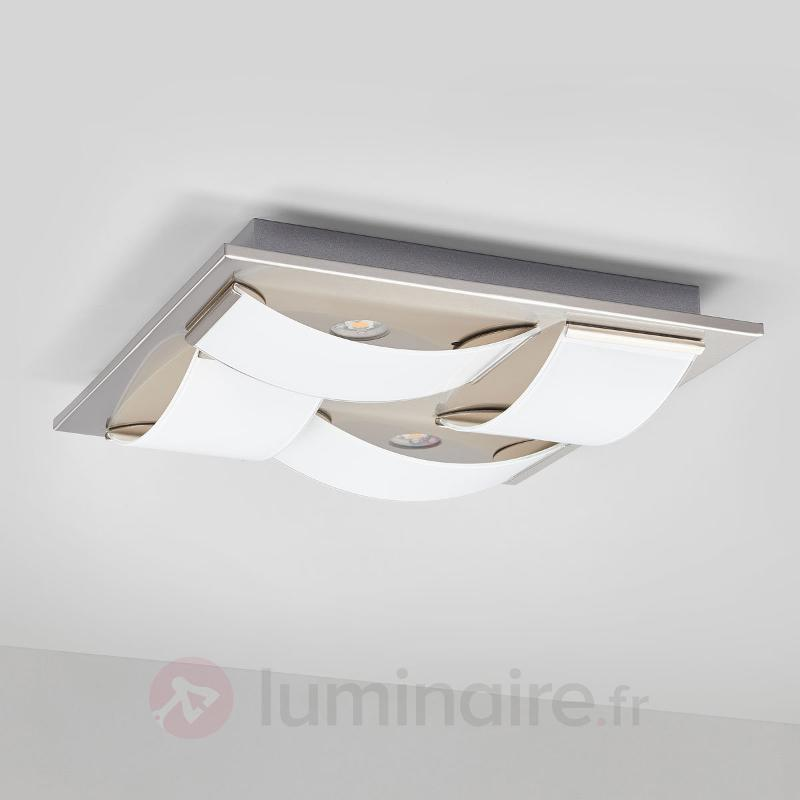 Plafonnier ou applique LED Wasao - IP44 - Plafonniers LED