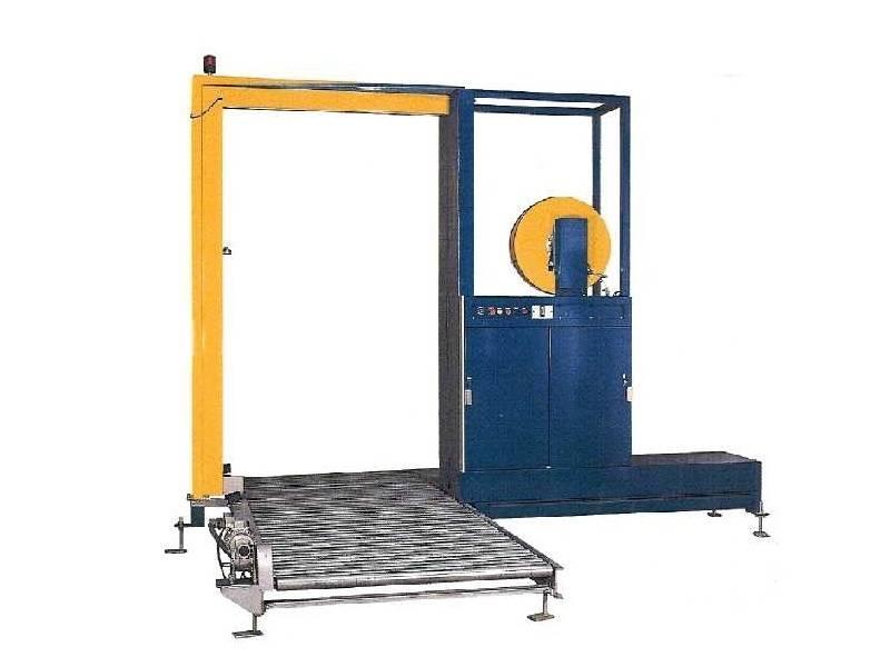 Automatische omsnoeringsmachines RECORD - Omsnoeringsmachines voor palletladingen