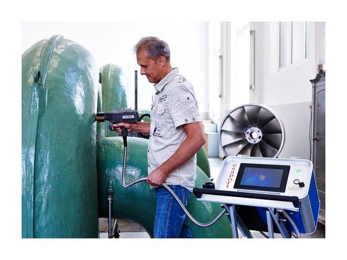 Materialanalyse - Funken- und Röntgenspektrometrie - null