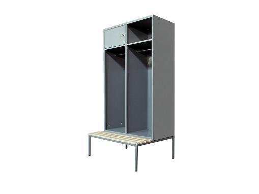 Clothing lockers - null