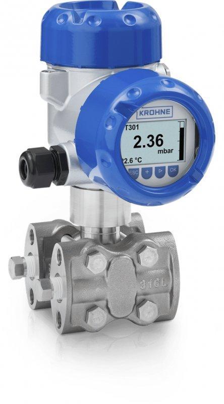 OPTIBAR DP 7060 - Differential pressure transmitter / vacuum / Piezoresistive / ceramic