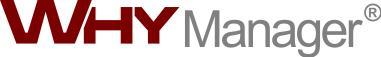 WHY Manager - Logiciel ERP de gestion à l'affaire pour  PME en quête de performances !