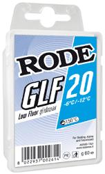 GLF20 BLUE - Ski wax - Glider Low Fluor