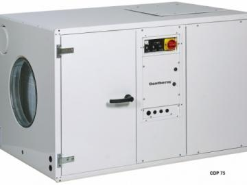 Déshumidification - Gainables Dantherm CDP 75 - 125 - 165