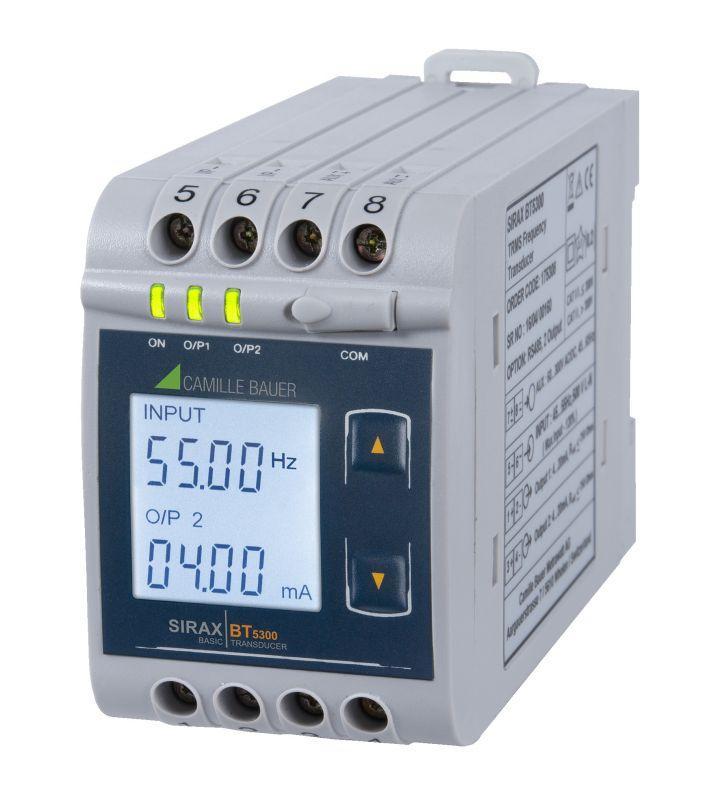 SIRAX BT5300 - Convertisseur de la fréquence