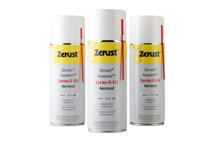 Zerust Axxanol ™ - Anticorrosiespray (Spray-G) 400ML spuitbussen