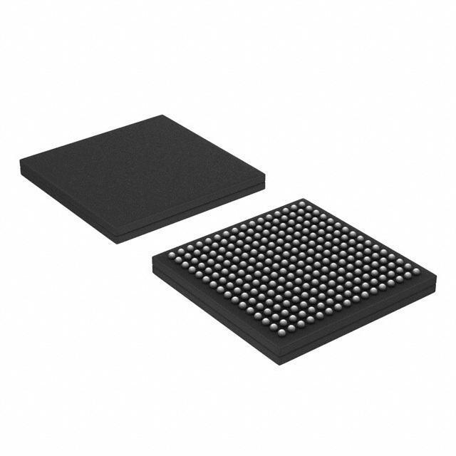 IC FPSLIC 40KGATE 25MHZ 256CABGA - Microchip Technology AT94S40AL-25DGJ