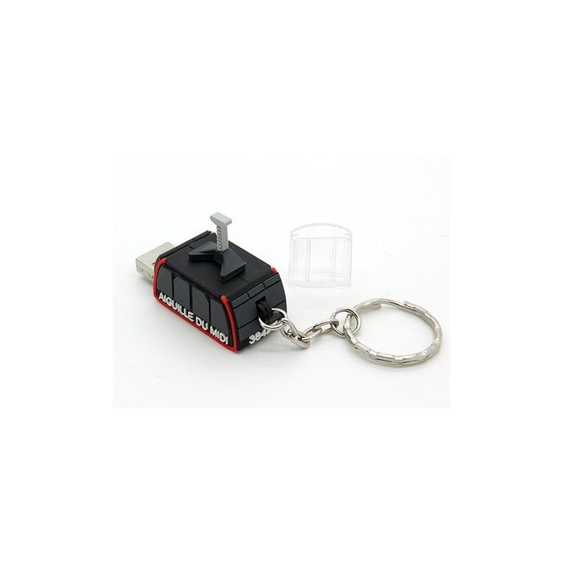 Cle USB Téléphérique - Clé USB Originales PVC