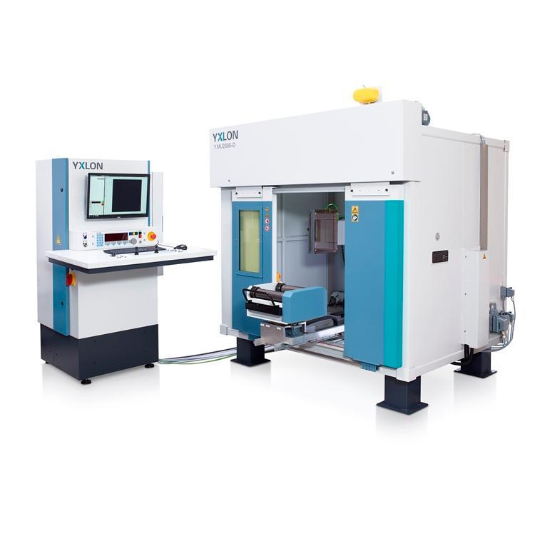 YXLON MU2000-D - Industrielles Röntgensystem für die Gussteilprüfung