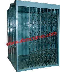 Goods Lifts / Elevators -