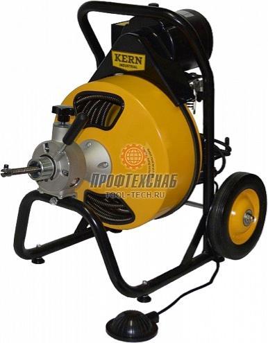 Прочистная машина для канализации KERN VIPER 400 - Машина для прочистки канализации KERN VIPER 400