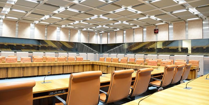 Salle B - European Convention Center  - Service Evenementiel