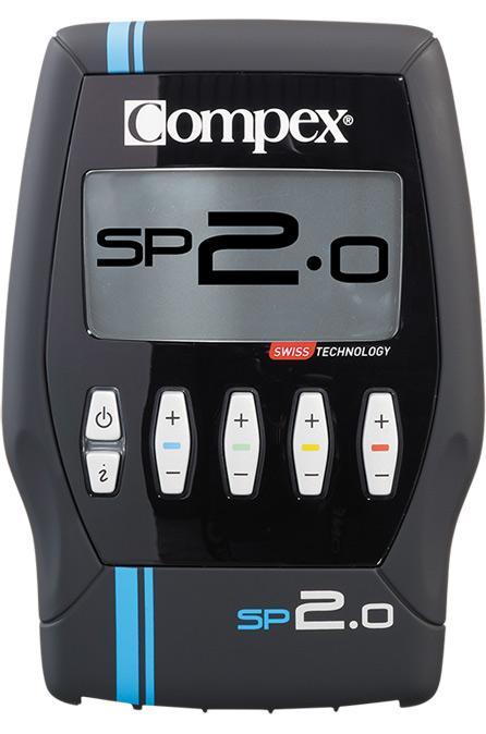 Electro estimulador compex Sport y Fitness
