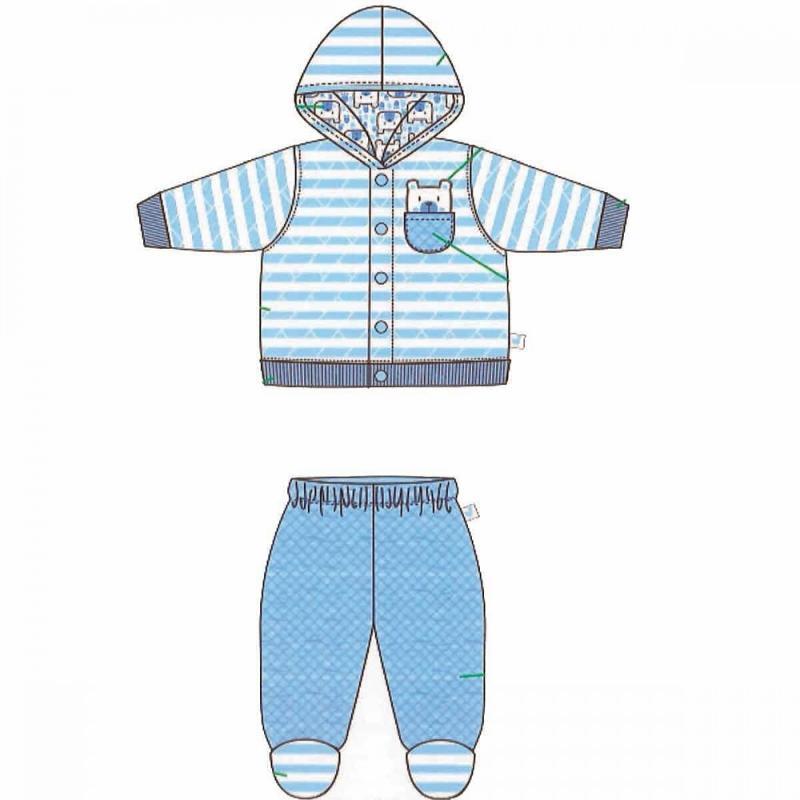 12x Ensembles 2 pieces Tom Kids du 0 au 9 mois - Vêtement hiver