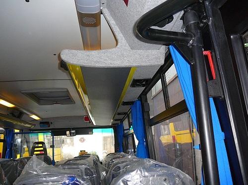 Riparazioni e allestimento autobus e scuolabus - allestimento scuolabus
