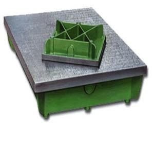 Marking Table - The size range is from 500mm*500mm to 3000mm*8000mm.