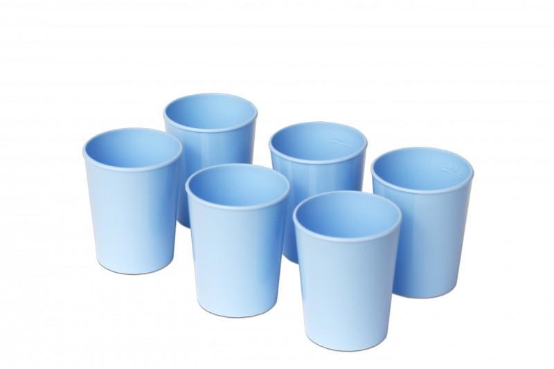 Plastic Shots 6 Pcs - null