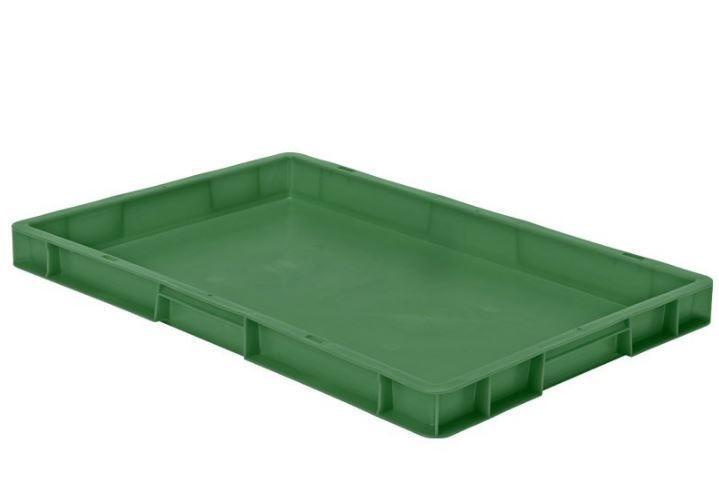 Stapelbehälter: Dina 50 1 - Stapelbehälter: Dina 50 1, 600 x 400 x 50 mm