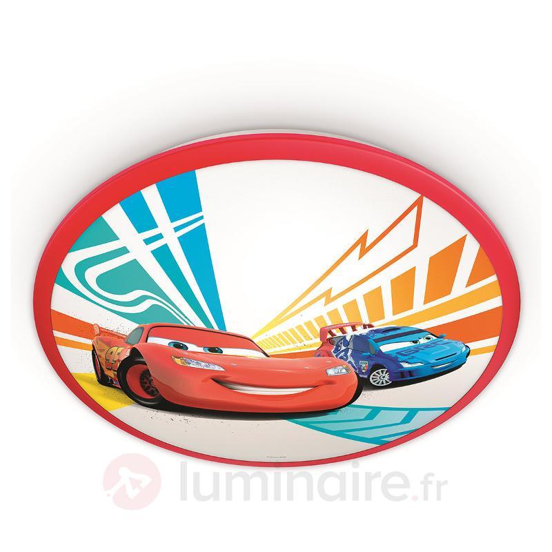 Applique LED Cars pour enfants - Chambre d'enfant