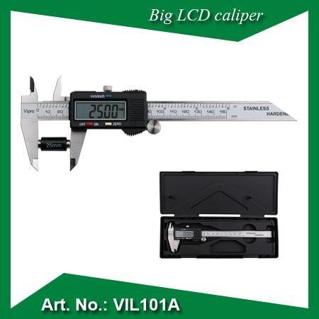 Grand étrier numérique LCD