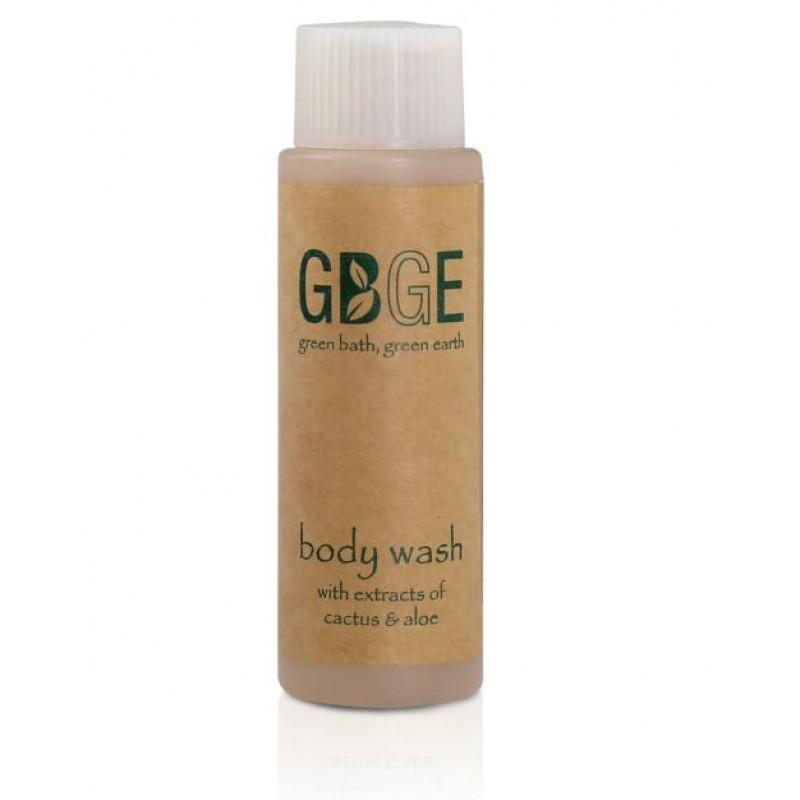 GBGE 30ml Eco-friendly Hotel Body Wash - Appealing to the eco-properties who is responsibility for environmental