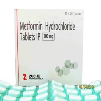 Metmorfin Hydrochloride Tablets - Metmorfin Hydrochloride Tablets