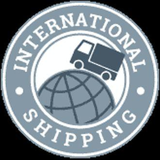 International shipping -