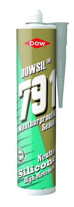 DOWSIL 791 - DOWSIL Weatherproofing