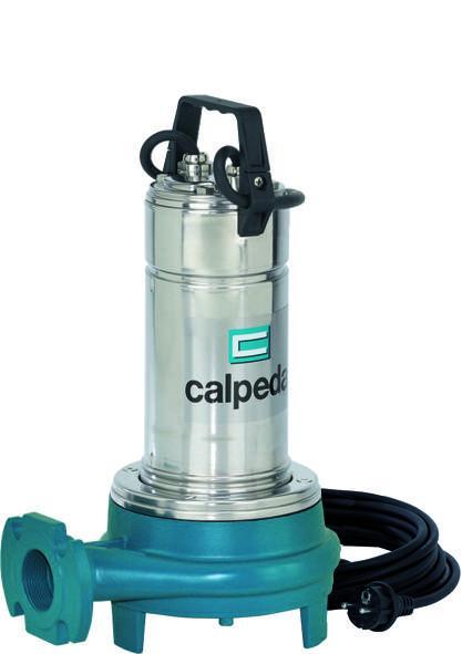 Postes de relevage eaux chargées - CAL500 2GQGM 6